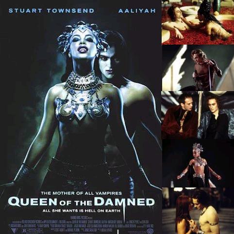 rainha dos condenados
