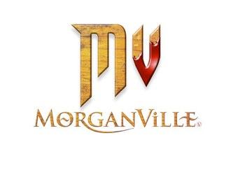 The Morganville Vampires logo