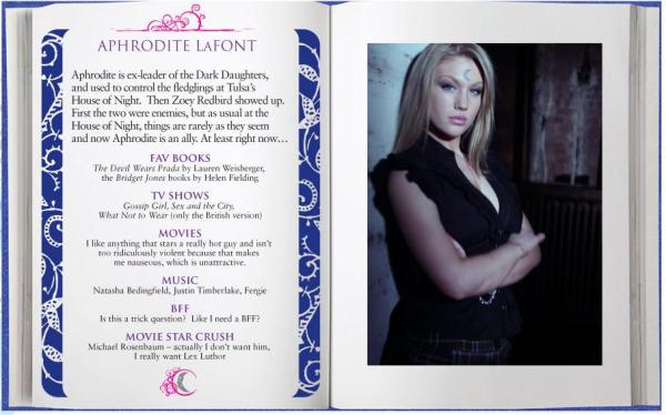 HoN - Aphrodite yearbook