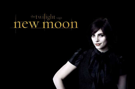 Alice New Moon poster