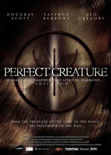 Tökéletes teremtmény (Perfect Creature, 2006), új-zélandi-angol akciófilm - (TubeLoad)