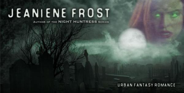Jeaniene Frost Night Huntress header