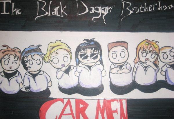 Black dagger brotherhood movie release date in Perth