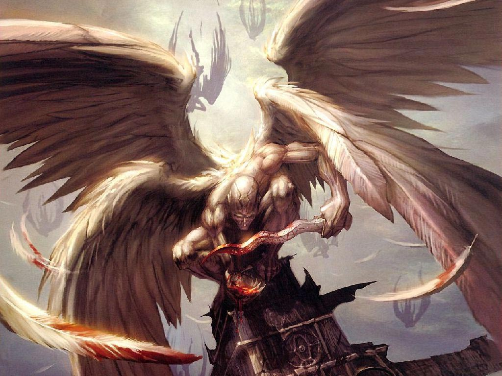 Diario de Hades  Demonio-alado