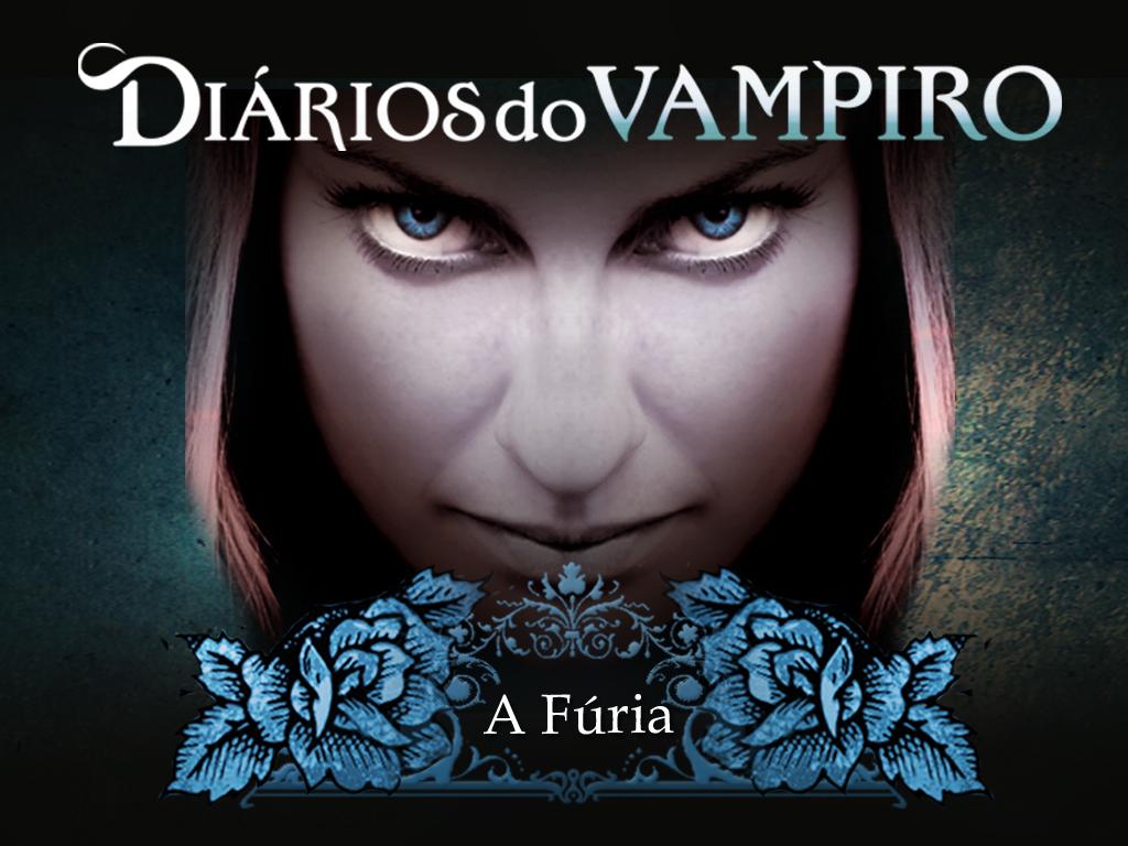 Wallpaper Di&225rios Do Vampiro – A F&250ria  Sucker For Vampires