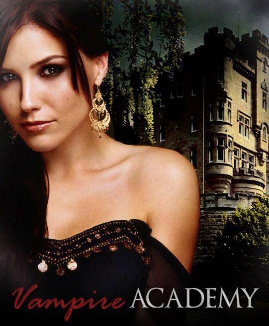 Fanart Vampire Academy By Lary
