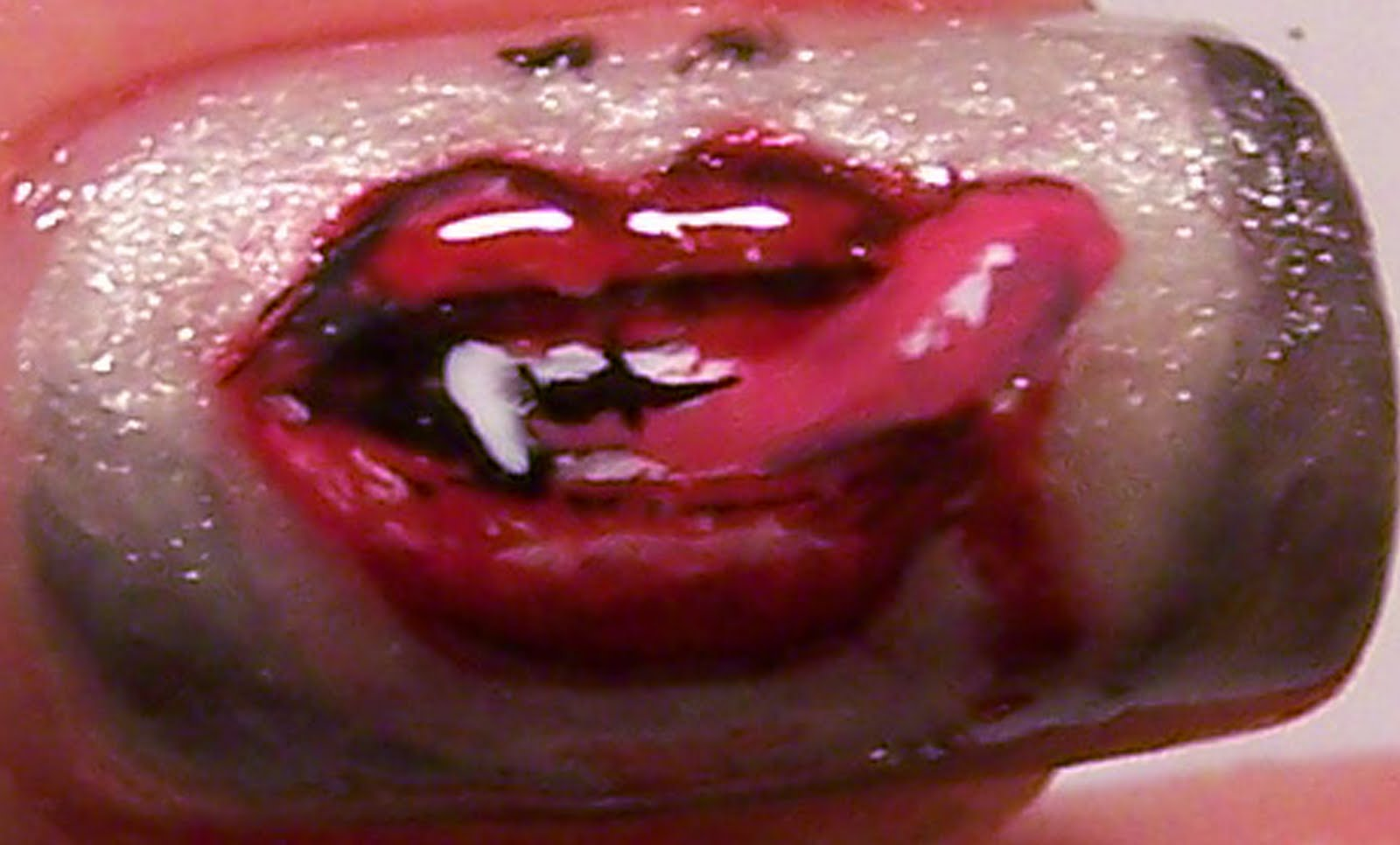 Unhas de True Blood