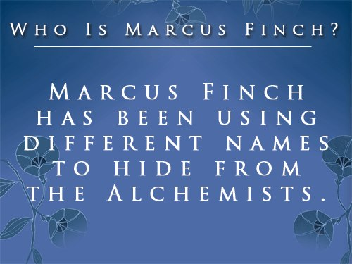 Marcus Finch 10