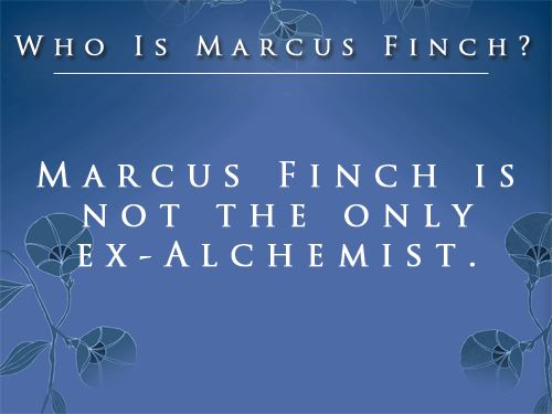 Marcus Finch 13