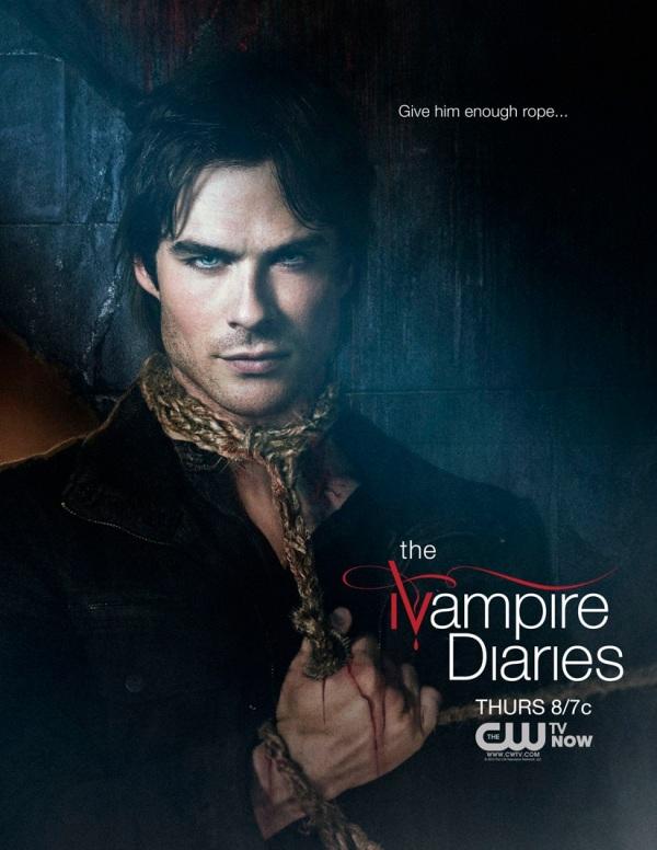 TVD Poster Damon